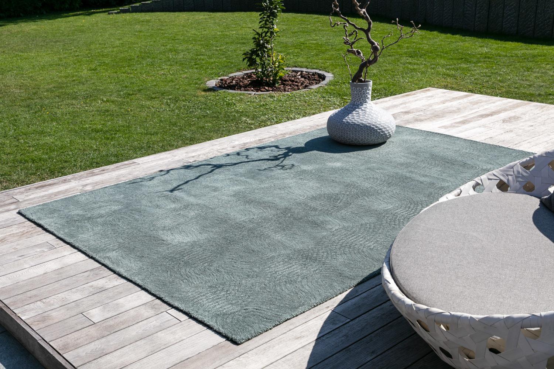 Recycelte Fasern für den Outdoor-Bereich