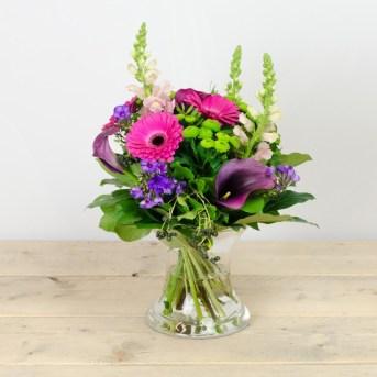 Geslaagd bloemen 1