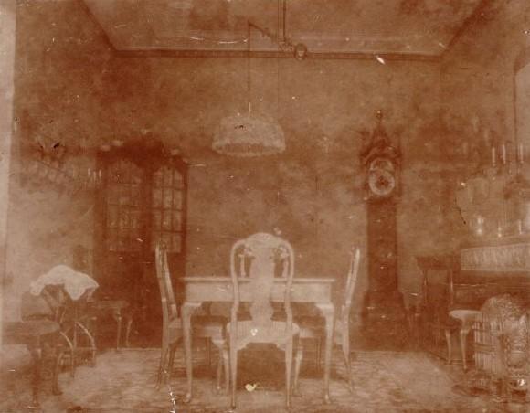 landhuis Puntenburg - interieur
