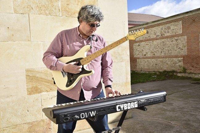 Fer 65 teclado guitarra