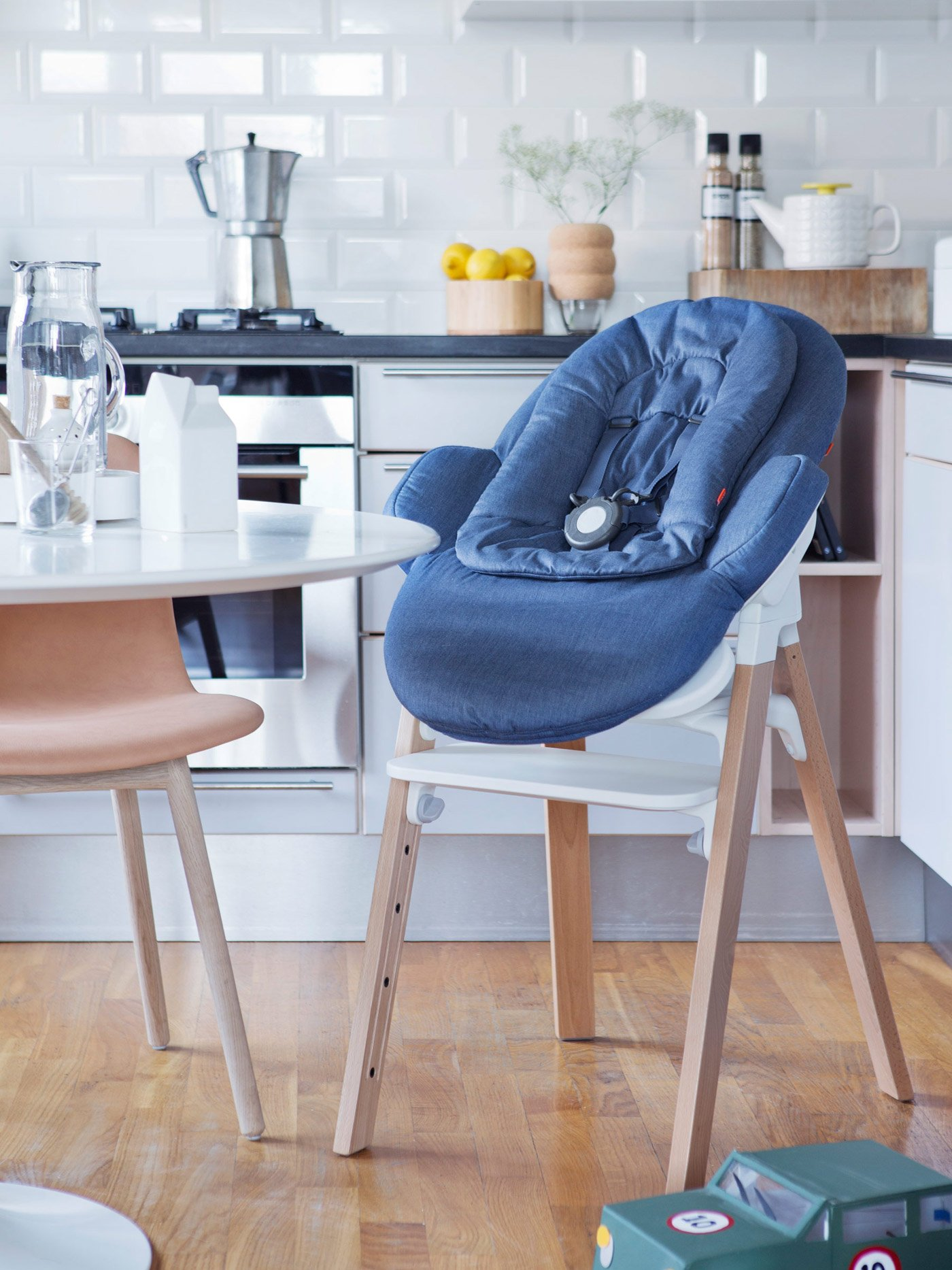 Stokke Steps High Chair Permafrost For Baby