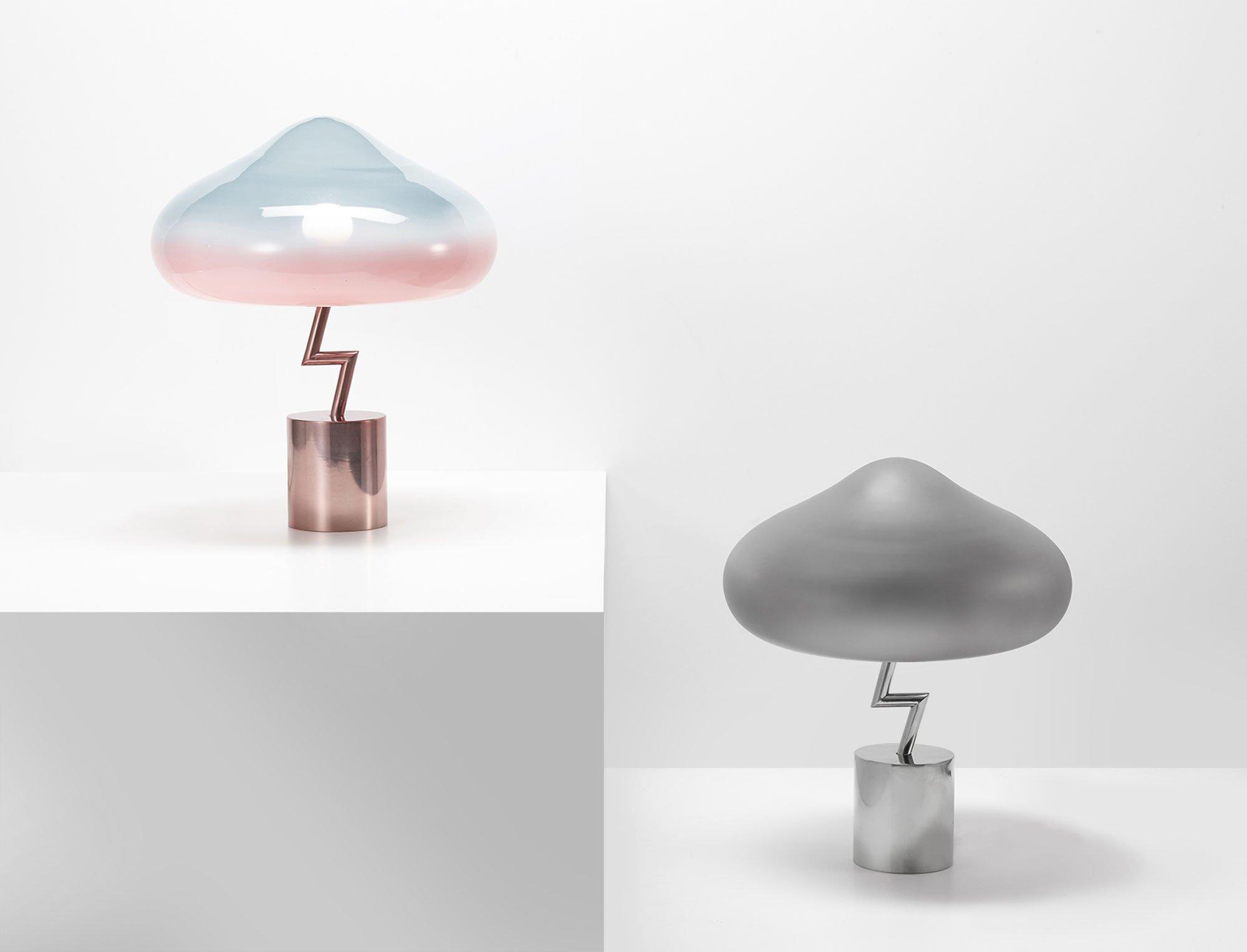 Creative Lighting Design The Lighting Lamp By Jiyoun Kim