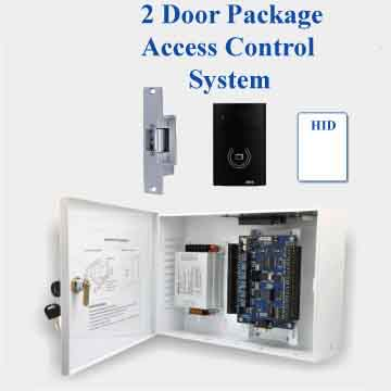 E-Gate 2Door Access Control
