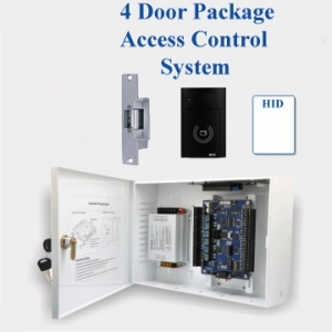 E-Gate 4Door Access Control