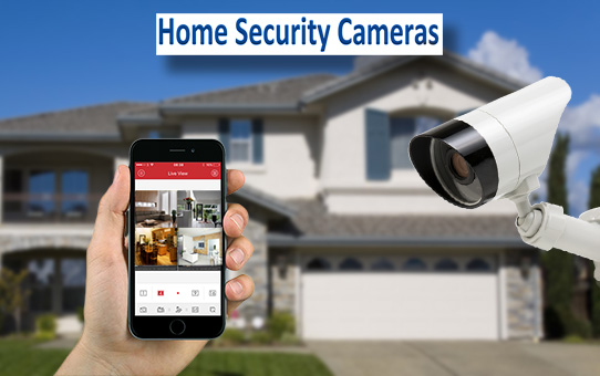 Professional Security cameras installation in Toronto & the GTA.