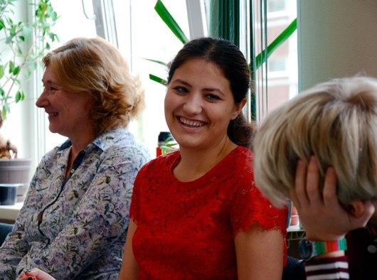 Фото участников программы семинаров