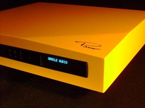 Paris CD250 yellow