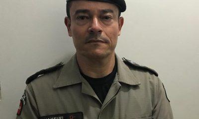 Major Maxsuel é o novo subcomandante do 4º BPM