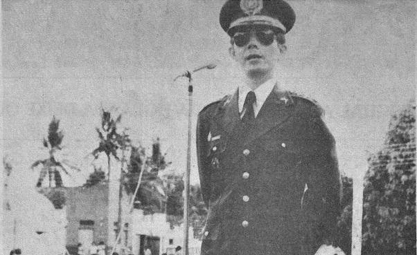 SAPÉ – Em 1976, José Feliciano era cassado e assumia o interventor Major Ambrósio