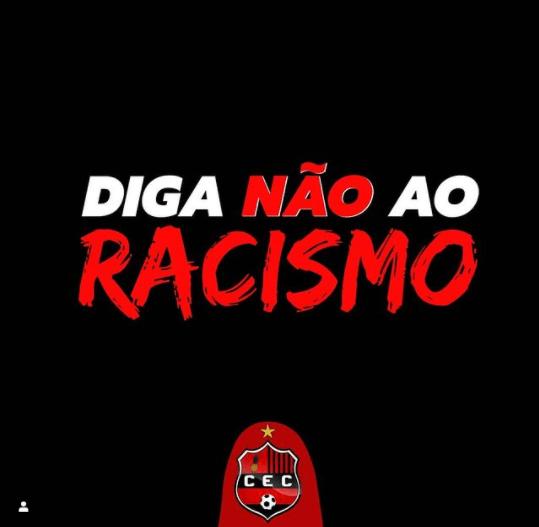 Confiança de Sapé denuncia racismo