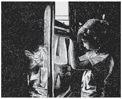 """Em Sobrado, exposição """"A Ponto de Ser"""" explora a arte do pontilhismo"""