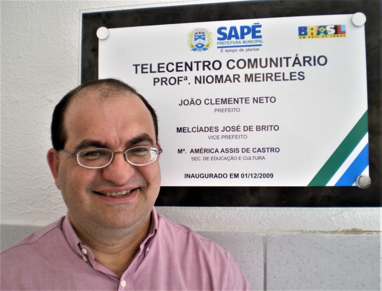 Jornalista e historiador, Giovanni Meireles, repudia declarações de ex-secretário de Educação da gestão de Roberto Feliciano