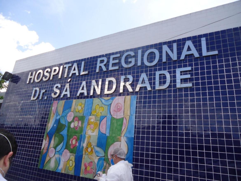 CRM-PB fiscaliza Hospital Regional de Sapé e constata melhora significativa