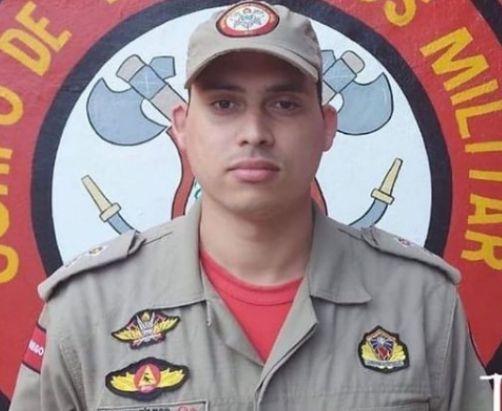Tenente do Corpo de Bombeiros de Sapé morre aos 28 anos vítima da Covid-19