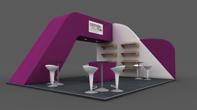 stand 7 X 6 mts