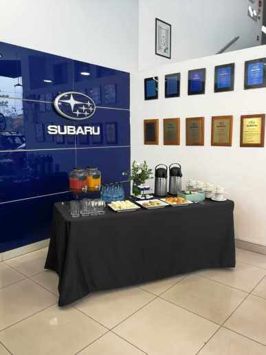 Coffee Break - Subaru