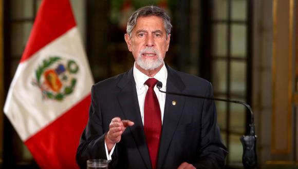 Análisis: Los primeros 100 días del presidente Francisco Sagasti | Política Peruana | Pandemia | | PERU | GESTIÓN