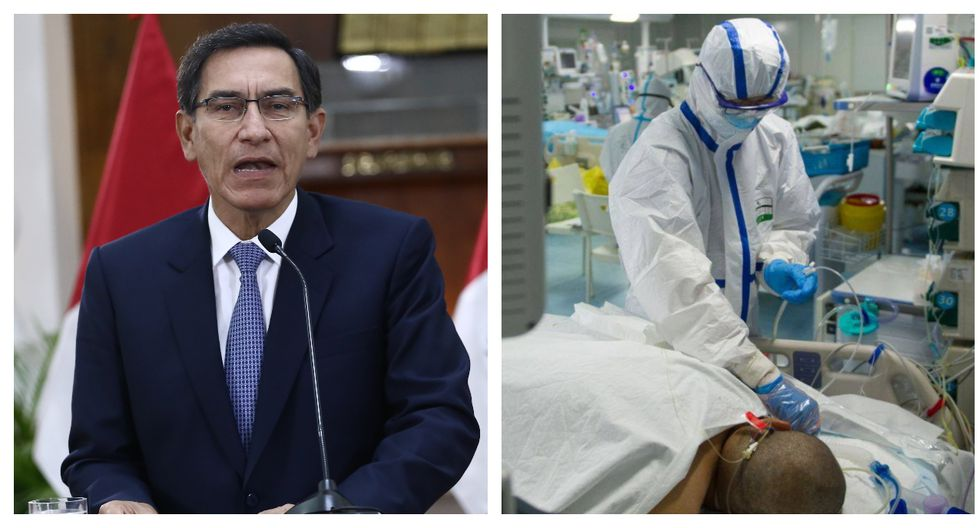 Coronavirus en Perú: Martín Vizcarra confirma primer caso del ...