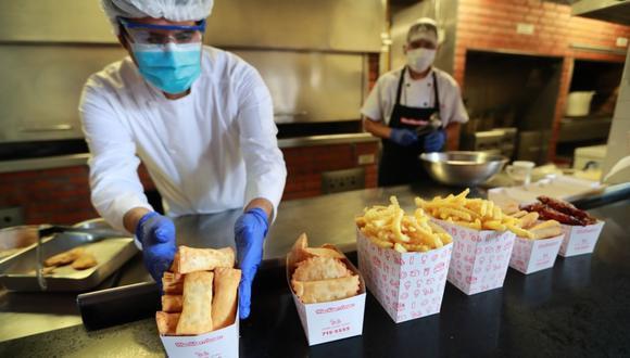 Restaurantes sí podrán ofrecer servicio de recojo en tienda durante la  cuarentena nndc | PERU | GESTIÓN