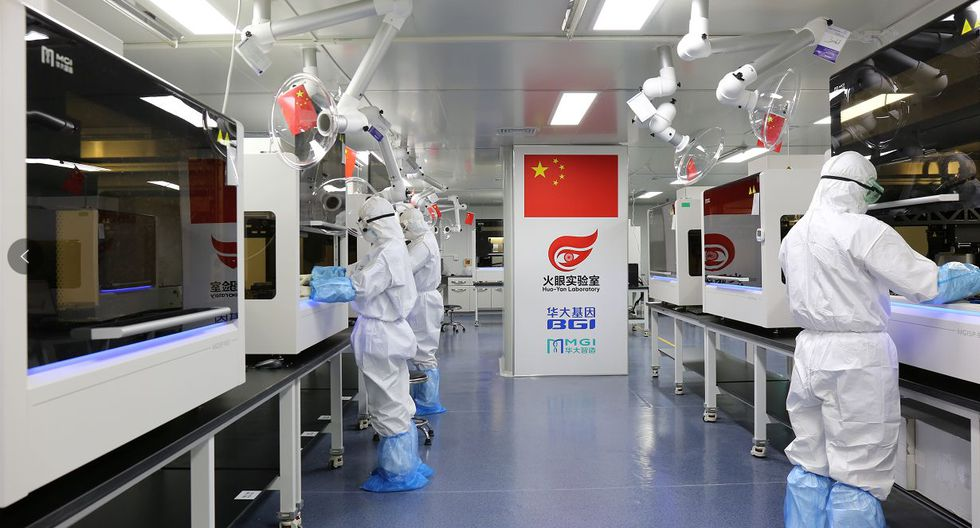 Coronavirus en Perú: China ofrece donación de reactivos para ...