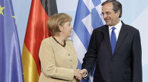 Merkel y Samaras se reunirán esta vez en Atenas.