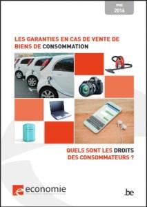 Garanties en cas de vente de biens de consommation
