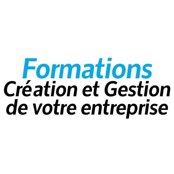 Création et gestion de votre entreprise