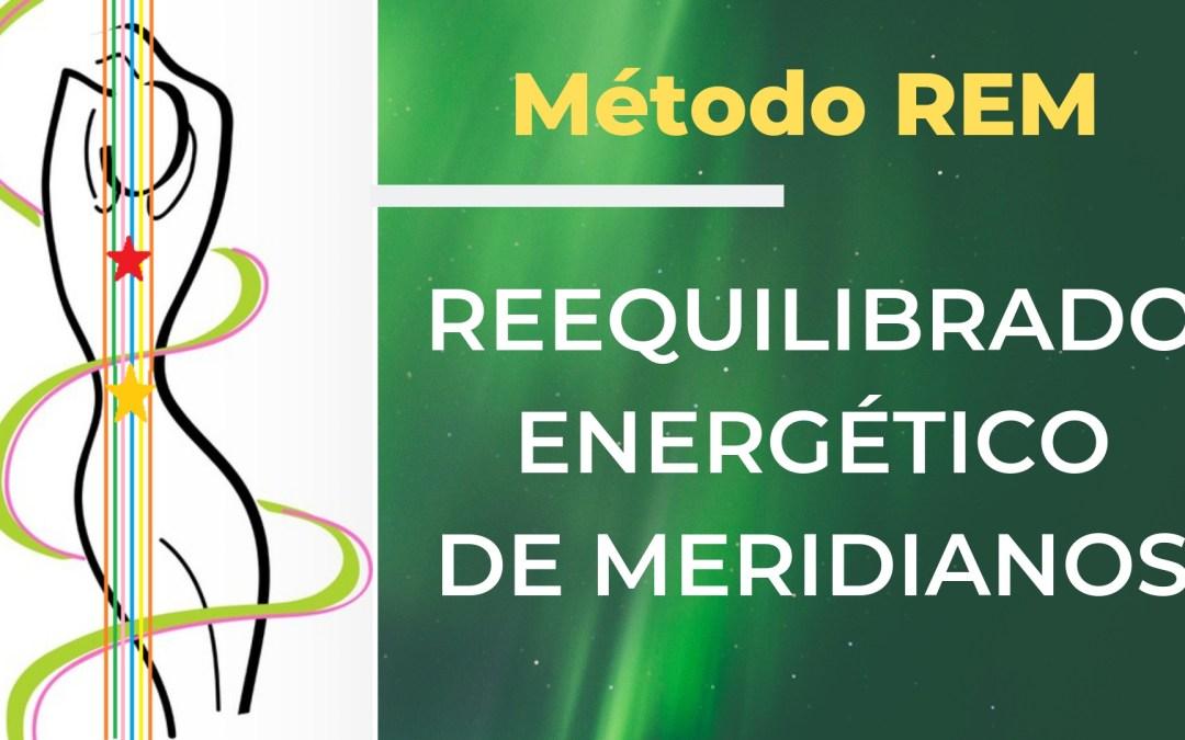 Método REM – Reequilibrado Energético de Meridianos