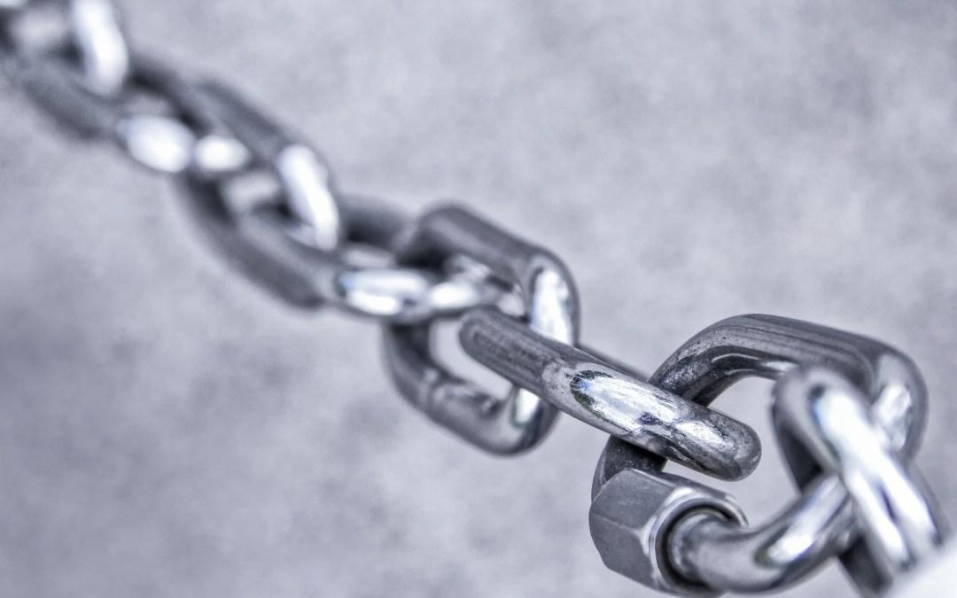 cadenas a la vida
