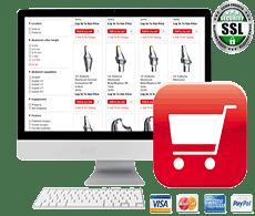 Creación de Tiendas Web