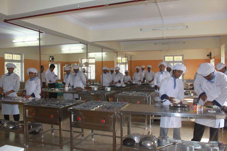 hotel management institute Porvorim Goa