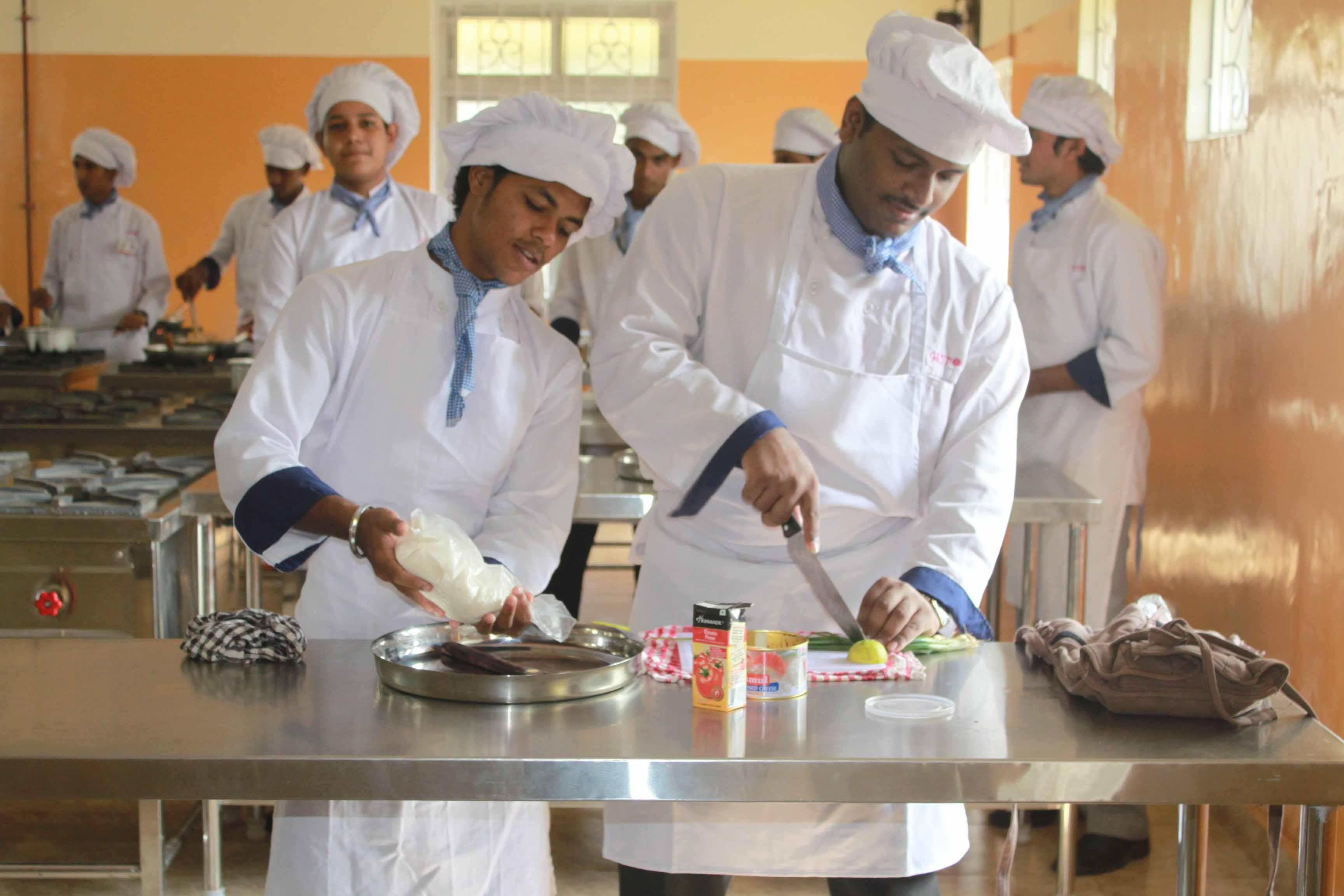 Diploma in Food Production in Porvorim Goa