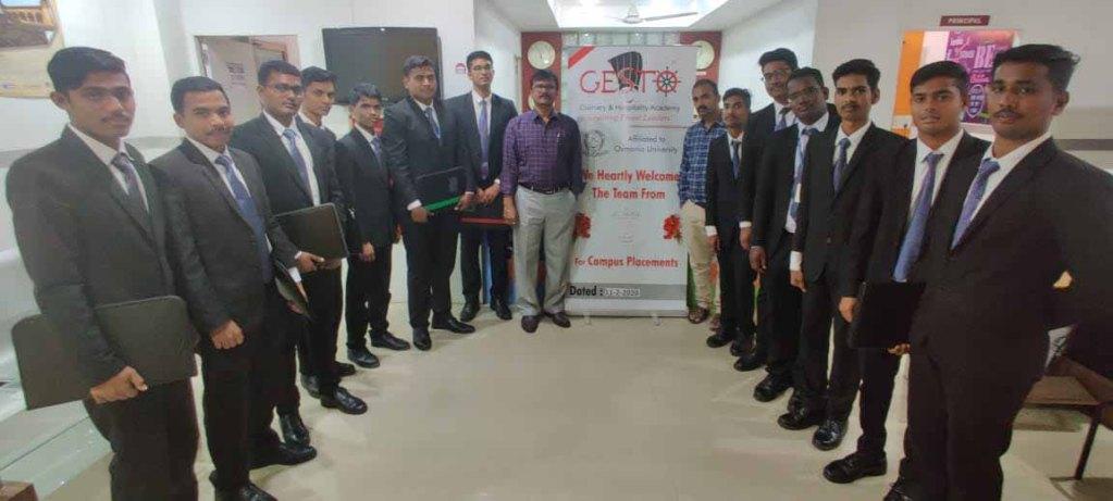 Campus Recruitment in Hyderabad