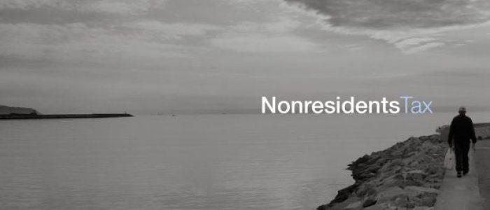 NonresidentsTax by Grupo Salvador