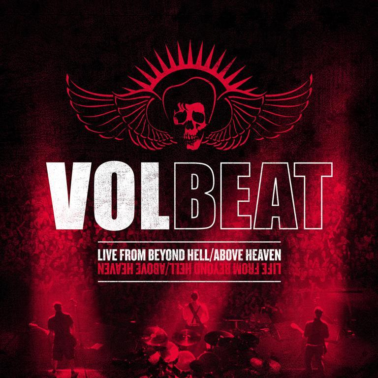 VOLBEAT veröffentlichen im November LiveDVD  Gestromtde
