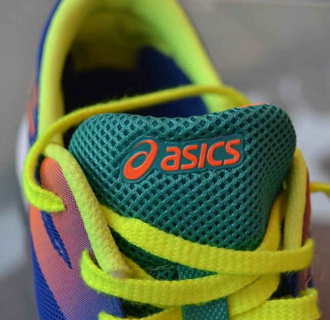 Asics Gel-Hyper Speed 6 - die Schnürung