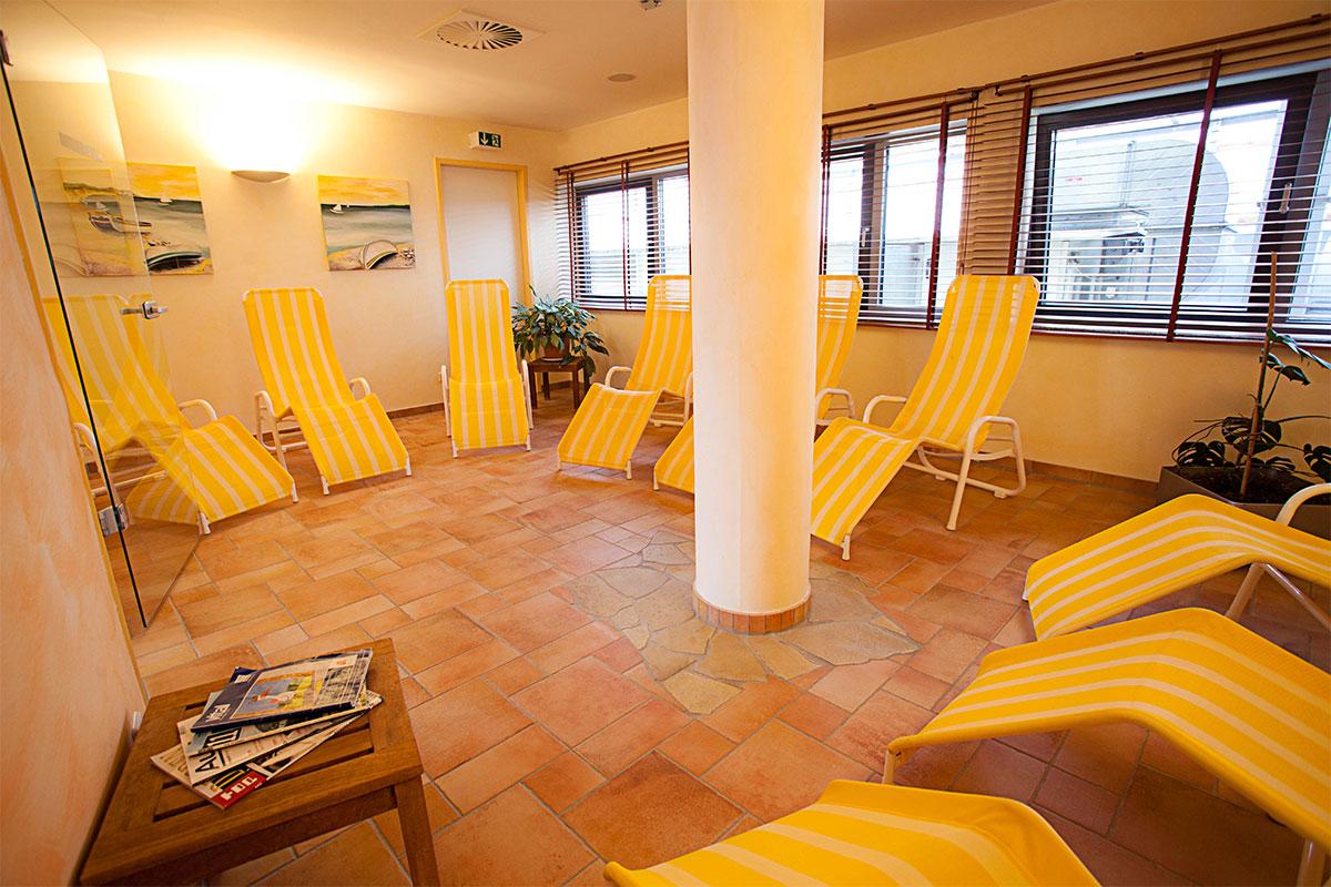 Sauna im Gesundheitszentrum Dresden-Bühlau
