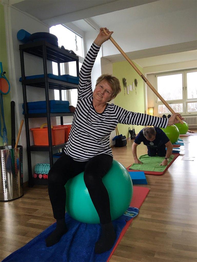 Gesundheitssport im Gesundheitszentrum Dresden-Bühlau
