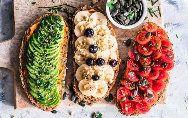 Auch ein veganer Lebensstil bietet leckere Gerichte