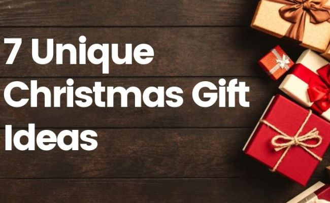 Buy Or Diy 7 Unique Christmas Gift Ideas Your Family Will