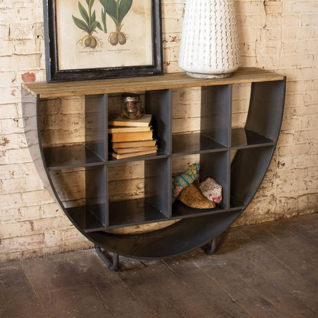 Front entrance console table