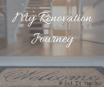 the renovation journey