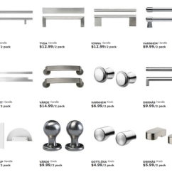 Ikea Kitchen Cabinet Handles Euro Style Cabinets Adding Custom Touches To An