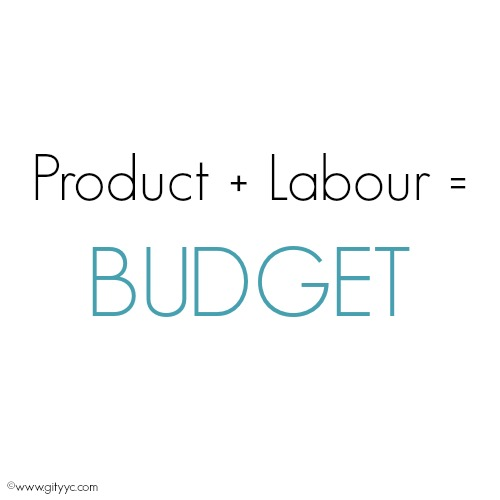 pulling together the budget