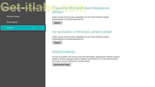 Tamamen Silindi Windows_3