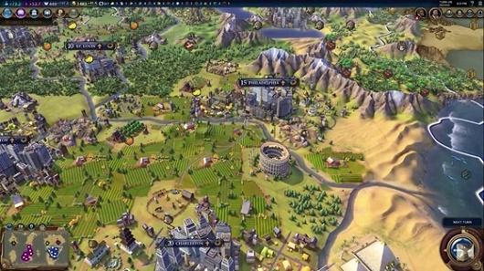 Civilization VI Mac OS X