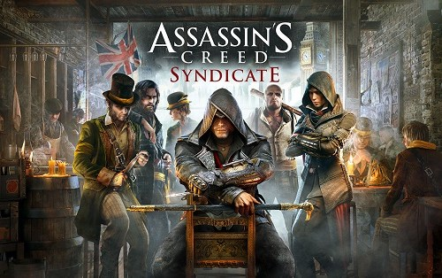 Assassins Creed Syndicate Mac OS X