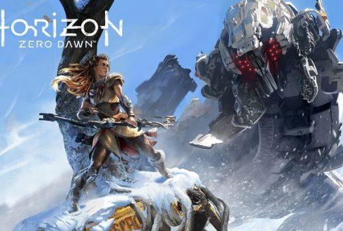 Horizon Zero Dawn OS X