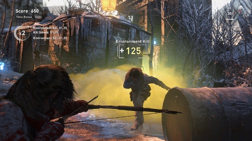 Rise of The Tomb Raider OS X