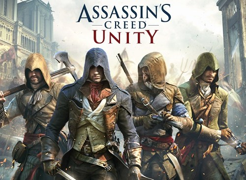 Assassins Creed Unity OS X